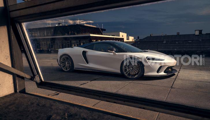 """Novitec trasforma una McLaren GT in una """"super GT"""" - Foto 3 di 9"""