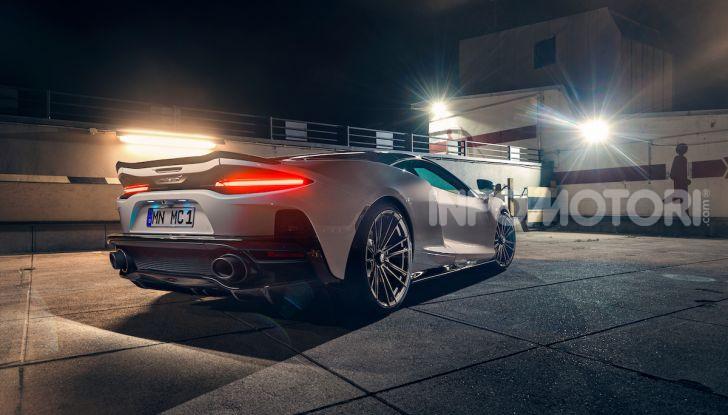 """Novitec trasforma una McLaren GT in una """"super GT"""" - Foto 4 di 9"""