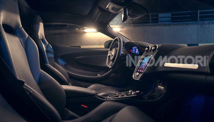 """Novitec trasforma una McLaren GT in una """"super GT"""" - Foto 5 di 9"""