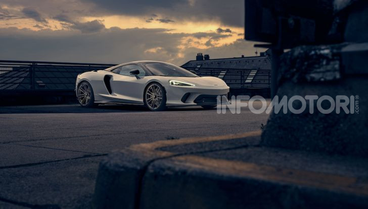 """Novitec trasforma una McLaren GT in una """"super GT"""" - Foto 6 di 9"""