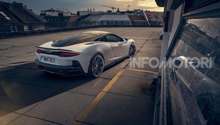 """Novitec trasforma una McLaren GT in una """"super GT"""" - Foto 7 di 9"""