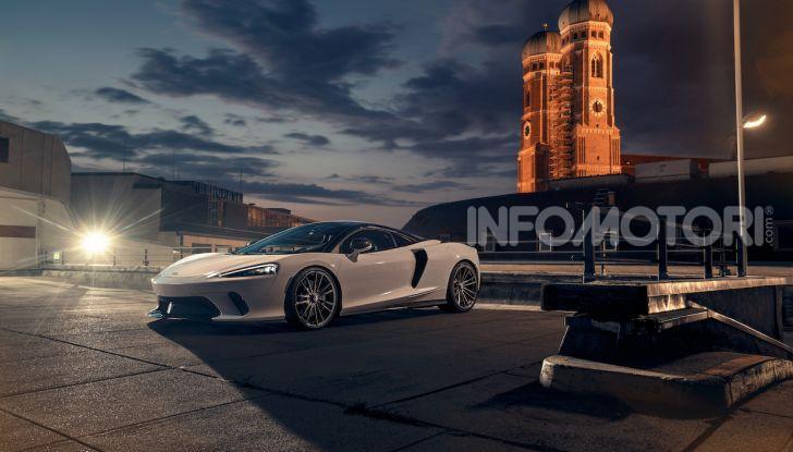 """Novitec trasforma una McLaren GT in una """"super GT"""" - Foto 8 di 9"""