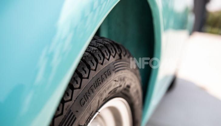 Pirelli: arriva il nuovo pneumatico Cinturato per Fiat 500 da collezione - Foto 5 di 8