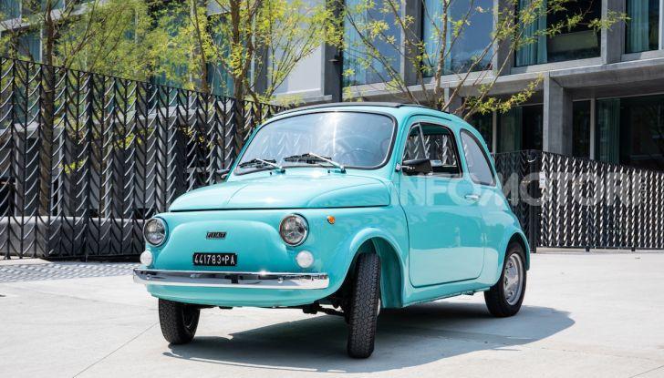 Pirelli: arriva il nuovo pneumatico Cinturato per Fiat 500 da collezione - Foto 7 di 8