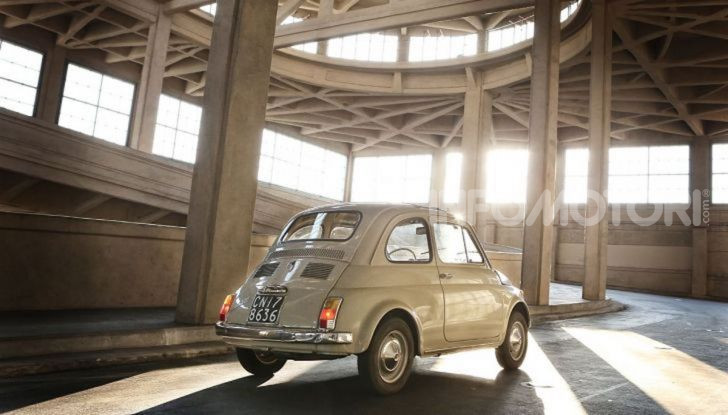 Pirelli: arriva il nuovo pneumatico Cinturato per Fiat 500 da collezione - Foto 1 di 8