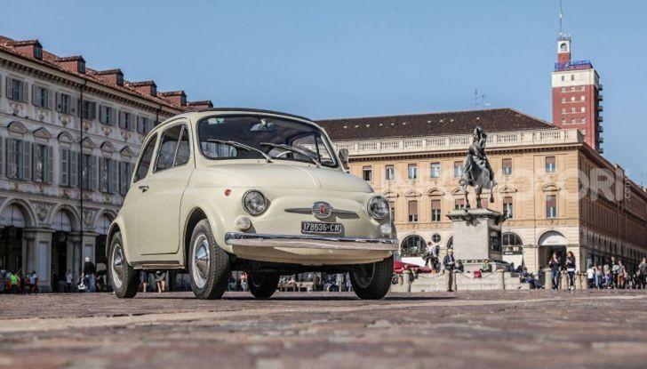Pirelli: arriva il nuovo pneumatico Cinturato per Fiat 500 da collezione - Foto 3 di 8