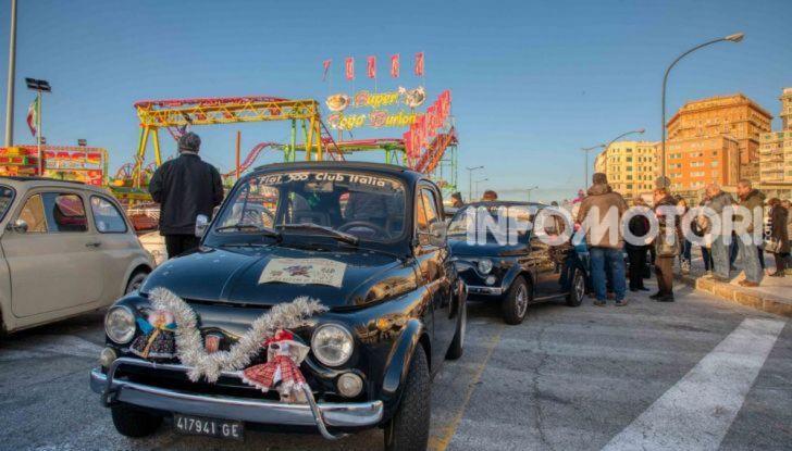 Pirelli: arriva il nuovo pneumatico Cinturato per Fiat 500 da collezione - Foto 4 di 8
