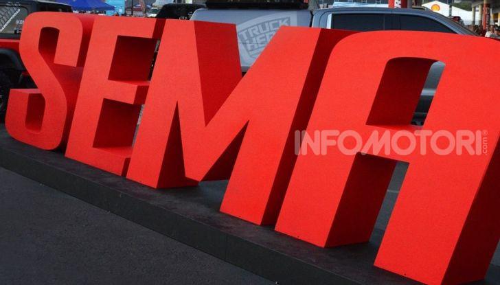 SEMA Show 2020: confermata l'edizione fisica - Foto 5 di 10