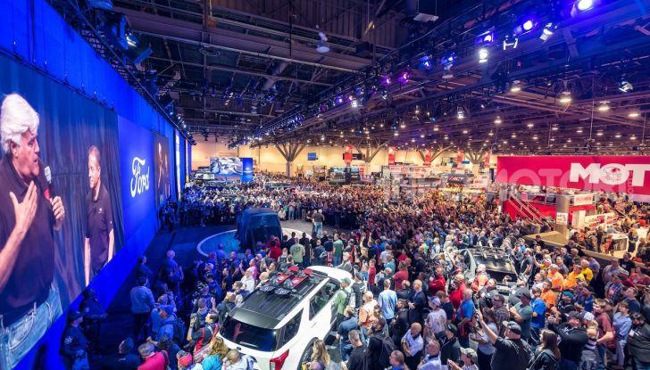 SEMA Show 2020: confermata l'edizione fisica - Foto 6 di 10