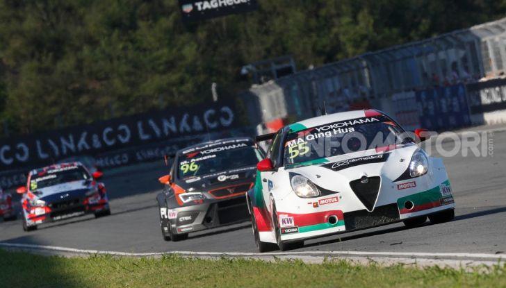 Alfa Romeo Giulietta WTCR 2020