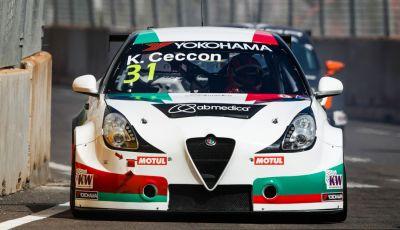 Alfa Romeo Giulietta Veloce di Romeo Ferraris correrà nel WTCR 2020