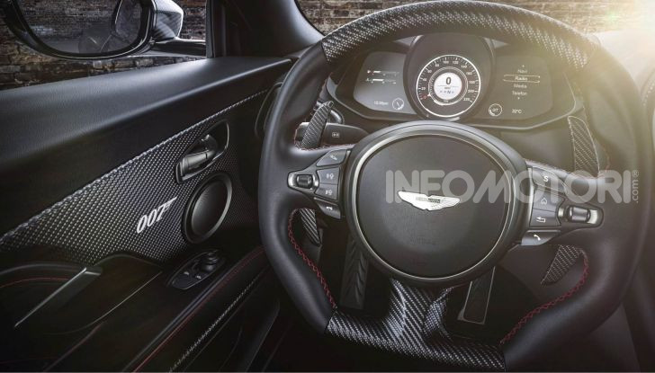 Aston Martin DBS Superleggera 007 Edition 2020