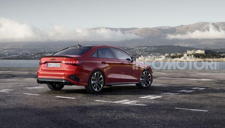 Audi S3 Sedan berlina 2020
