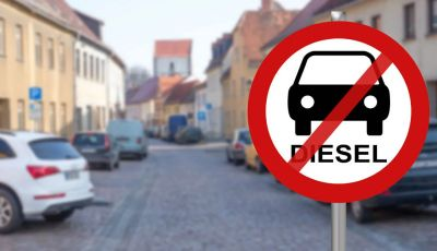 Stop all'Euro 4 dal 2021 in Emilia-Romagna, Piemonte e Veneto