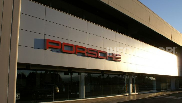 Eurocar Italia Centro Porsche