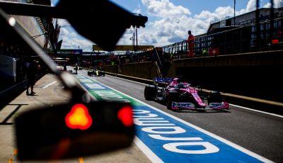F1 2020, GP 70° Anniversario: gli orari tv Sky e TV8