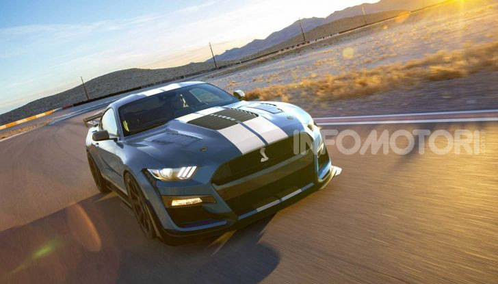 Ford Mustang Shelby GT500 Signature Edition