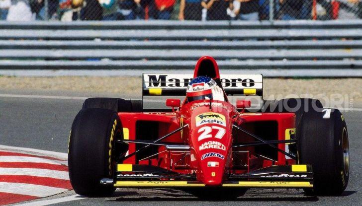 Il Grande Libro della F1 Ferrari Jean Alesi