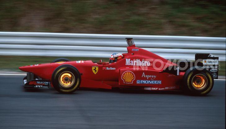 Il Grande Libro della F1 Ferrari Michael Schumacher 1996