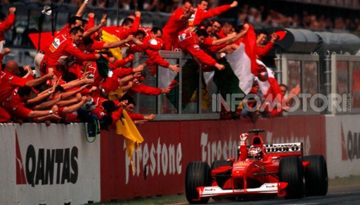 Il Grande Libro della F1 Ferrari 2000 Michael Schumacher