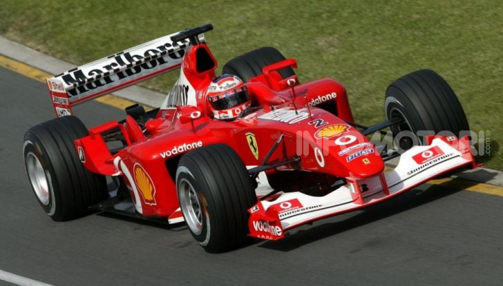 Il Grande Libro della F1 Ferrari 2002 Rubens Barrichello