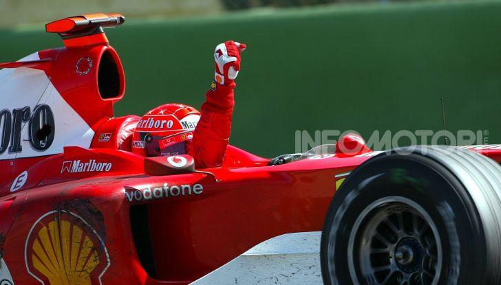 Il Grande Libro della F1 Ferrari 2004 Michael Schumacher