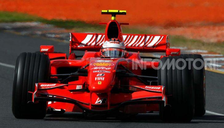 Il Grande Libro della F1 Ferrari 2007 Kimi Raikkonen