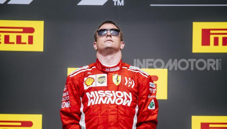 Il Grande Libro della F1 Ferrari 2018 Kimi Raikkonen