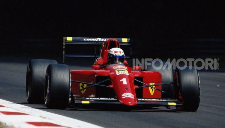 Il Grande Libro della F1 Ferrari Alain Prost
