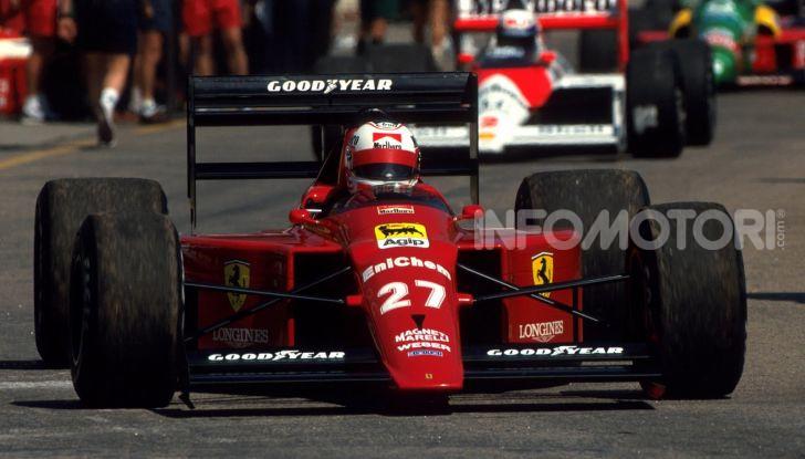 Il Grande Libro della F1 Ferrari Nigel Mansell