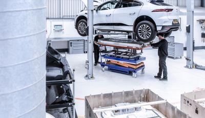 Jaguar Land Rover: l'alluminio del progetto REALITY mira a ridurre la CO2