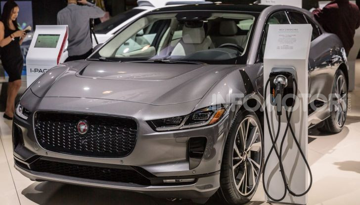 Jaguar i-Pace Project Reality