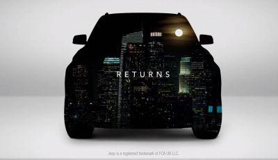 Jeep anticipa la Nuova Grand Wagoneer 4xe 2021 con un video teaser