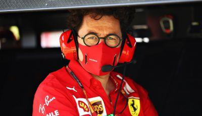 Rivoluzione Ferrari: Mattia Binotto non sarà più direttore tecnico in F1