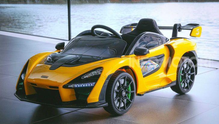 McLaren Senna Ride-On