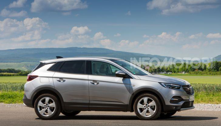 Opel Grandland X Hybrid 2020