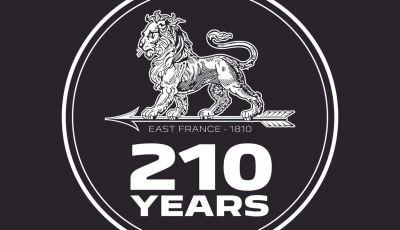 Peugeot: ecco il nuovo logo per i suoi 210 anni