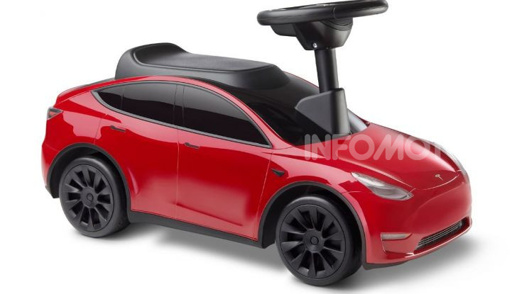 My First Model Y Tesla Giocattolo