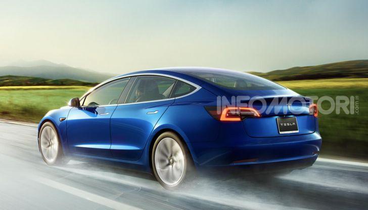 La prossima Tesla? Sarà compatta e si farà in Cina, parola di Elon Musk - Foto 6 di 10