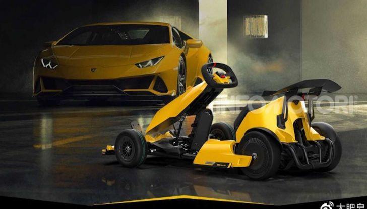 Xiaomi Ninebot Go Kart Pro Lamborghini Edition