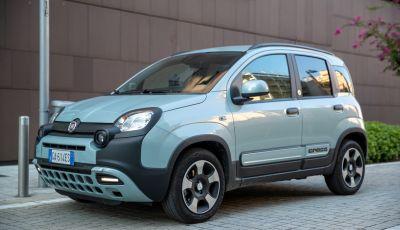 Nuova FIAT Panda Hybrid: tutta uguale eppure tutta nuova