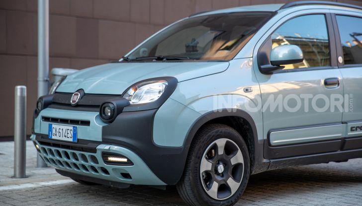 Nuova FIAT Panda Hybrid: tutta uguale eppure tutta nuova - Foto 2 di 22