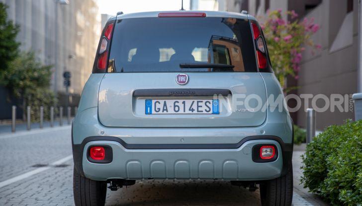 Nuova FIAT Panda Hybrid: tutta uguale eppure tutta nuova - Foto 3 di 22