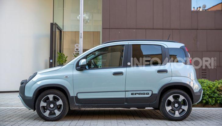 Nuova FIAT Panda Hybrid: tutta uguale eppure tutta nuova - Foto 5 di 22