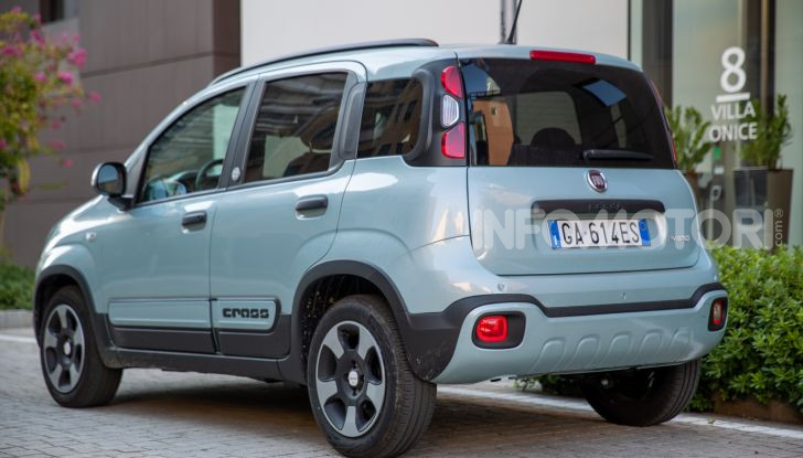 Nuova FIAT Panda Hybrid: tutta uguale eppure tutta nuova - Foto 15 di 22