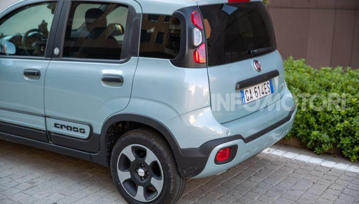 Nuova FIAT Panda Hybrid: tutta uguale eppure tutta nuova - Foto 18 di 22