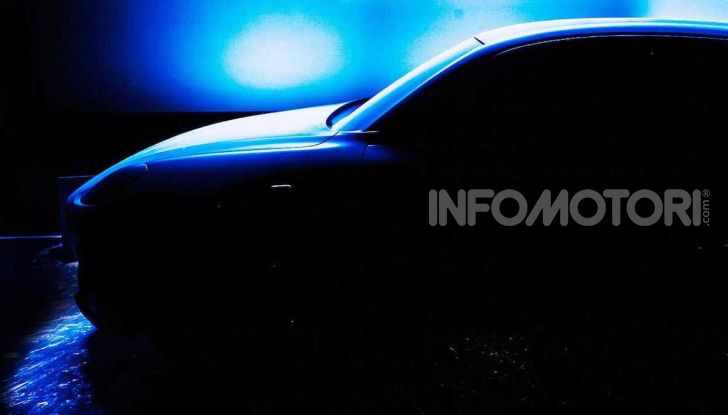 Maserati Grecale: il primo SUV compatto del Tridente - Foto 3 di 5
