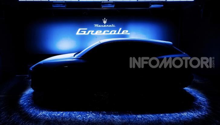 Maserati Grecale: il primo SUV compatto del Tridente - Foto 4 di 5
