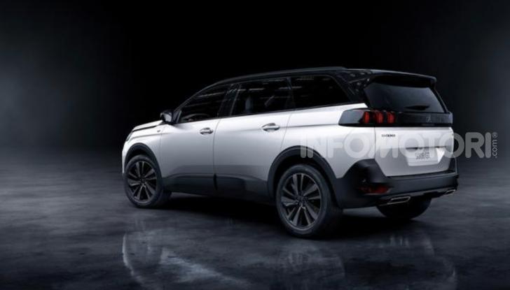 Peugeot 5008: il SUV sette posti è ancora più tecnologico - Foto 4 di 9