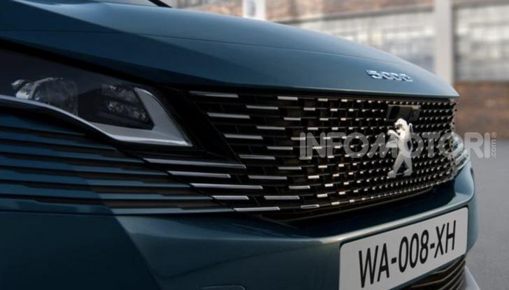 Peugeot 5008: il SUV sette posti è ancora più tecnologico - Foto 6 di 9